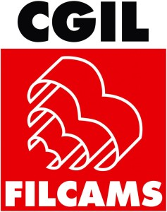 La Filcams CGIL è la Federazione Italiana dei lavoratori del Commercio, Alberghi, Mense e Servizi.